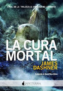 La cura mortal de James Dashner