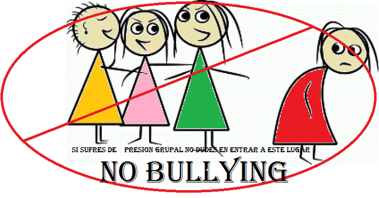El Bullying: Algunas imagenes animadas del Bullying'
