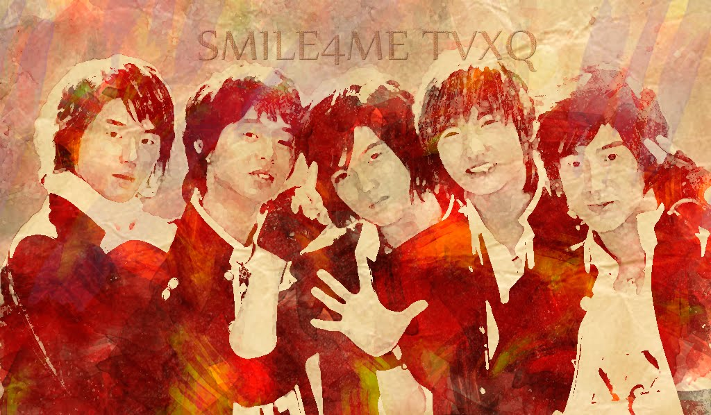 SMILE FOR ME TVXQ