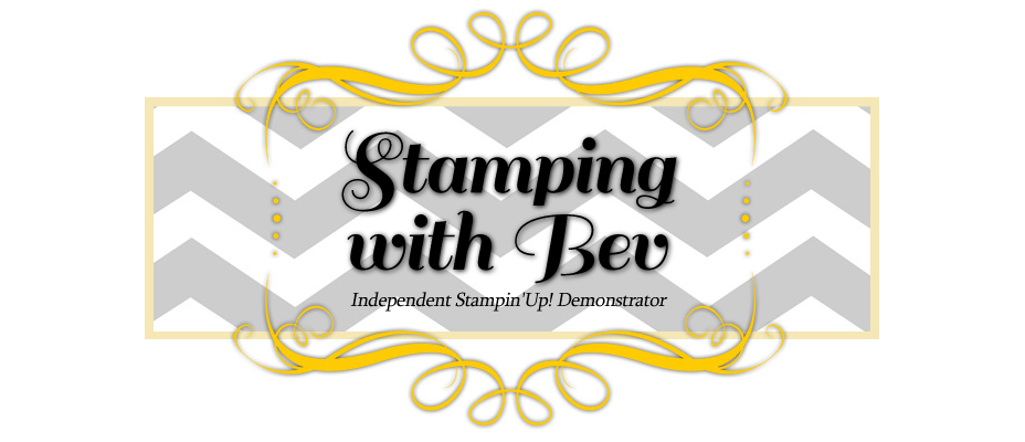 Stamping With Bev