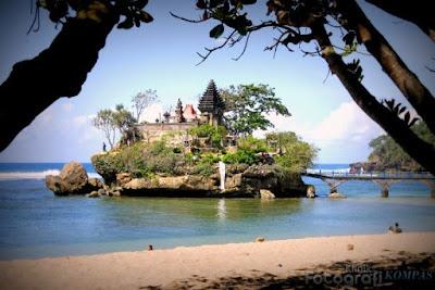 Harga Tiket Masuk Wisata Pantai Balai Kambang Malang Terbaru 2015