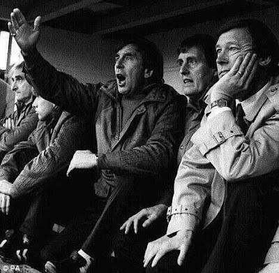 Primer partido de Alex Ferguson con el Manchester United