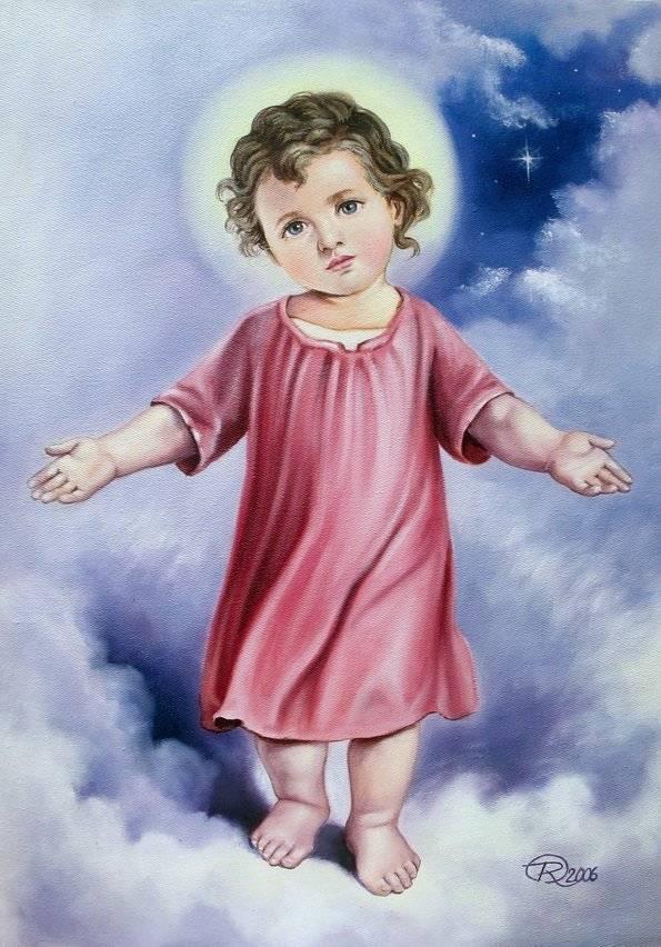 vida jesus nino: