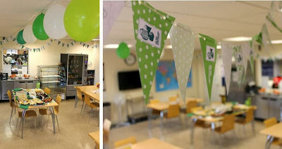 PKL's coffee morning in aid of Macmillan
