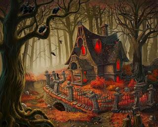 casa bruja hansel