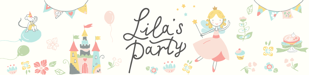 Welcome to Lila's Party