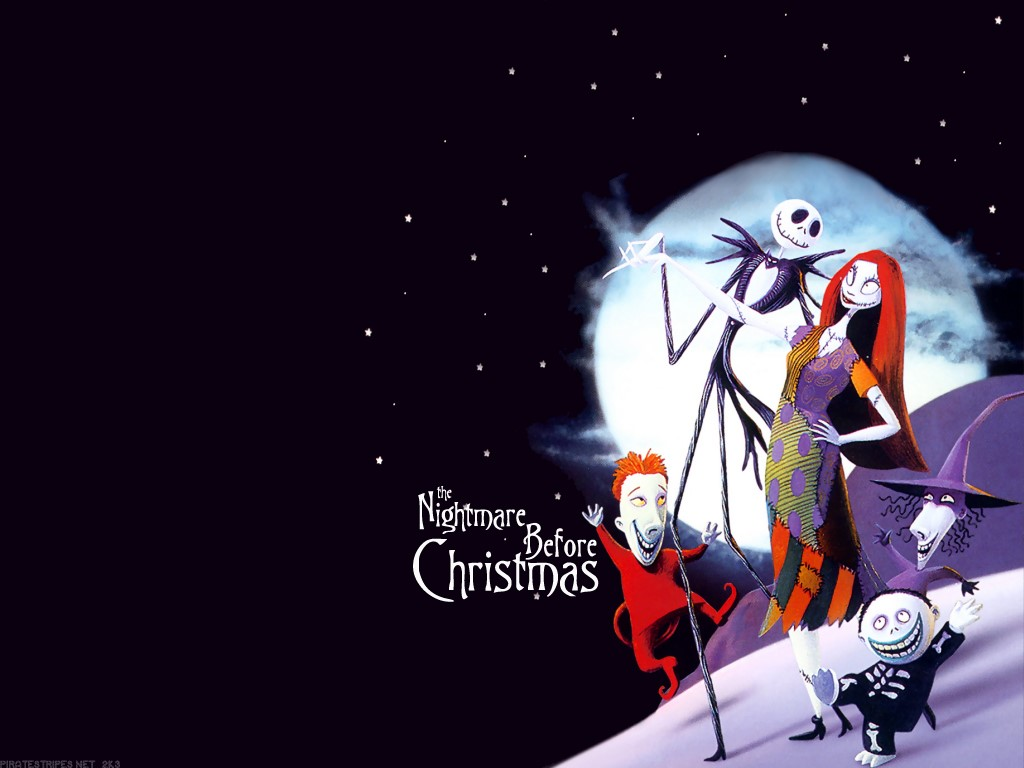 Nightmare Before Christmas Wallpaper hd gallery
