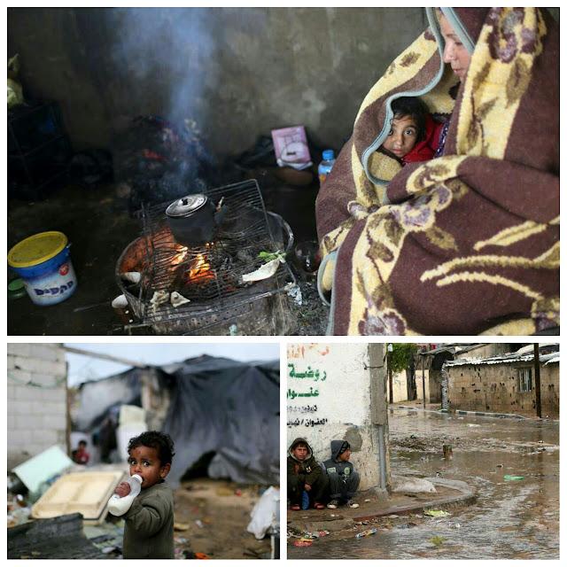 inilah realita kondisi kehidupan anak anak gaza palestina