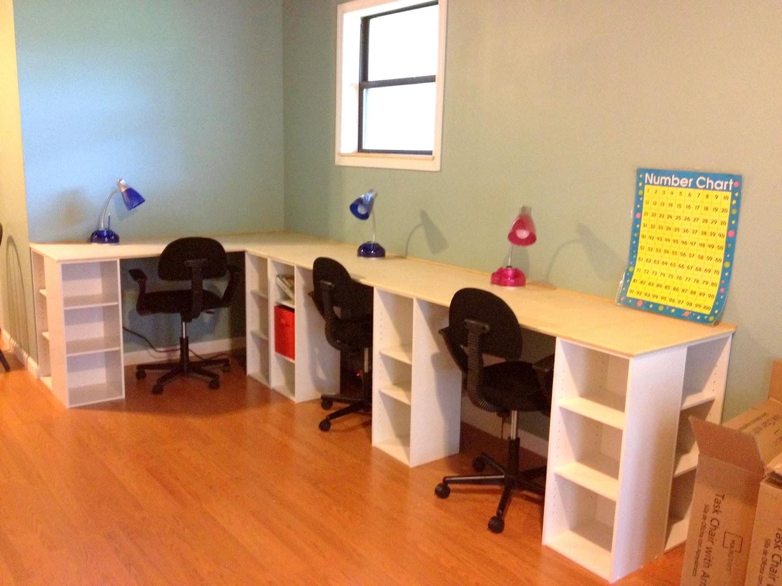 Ideas Ikea Home Office Desk Setup. Second-sun.co