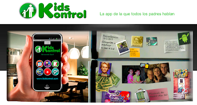 KidsKontrol aplicacion movil iredes