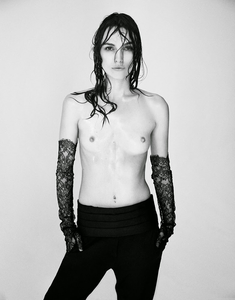 Keira Knightley's topless stunt: Valid protest or shameless self-promotion?