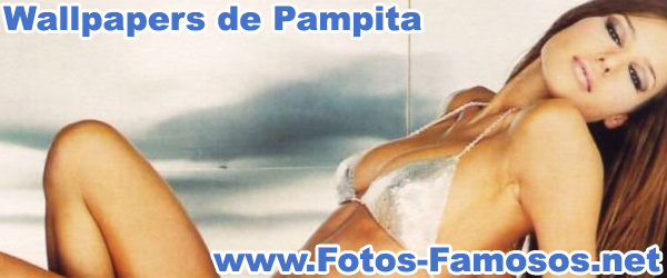 Wallpapers de Pampita