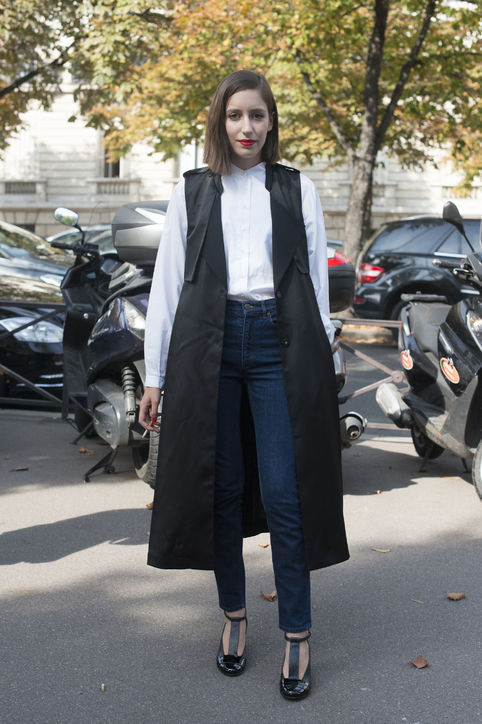 Look of the day: Stylish ways to wear a jean