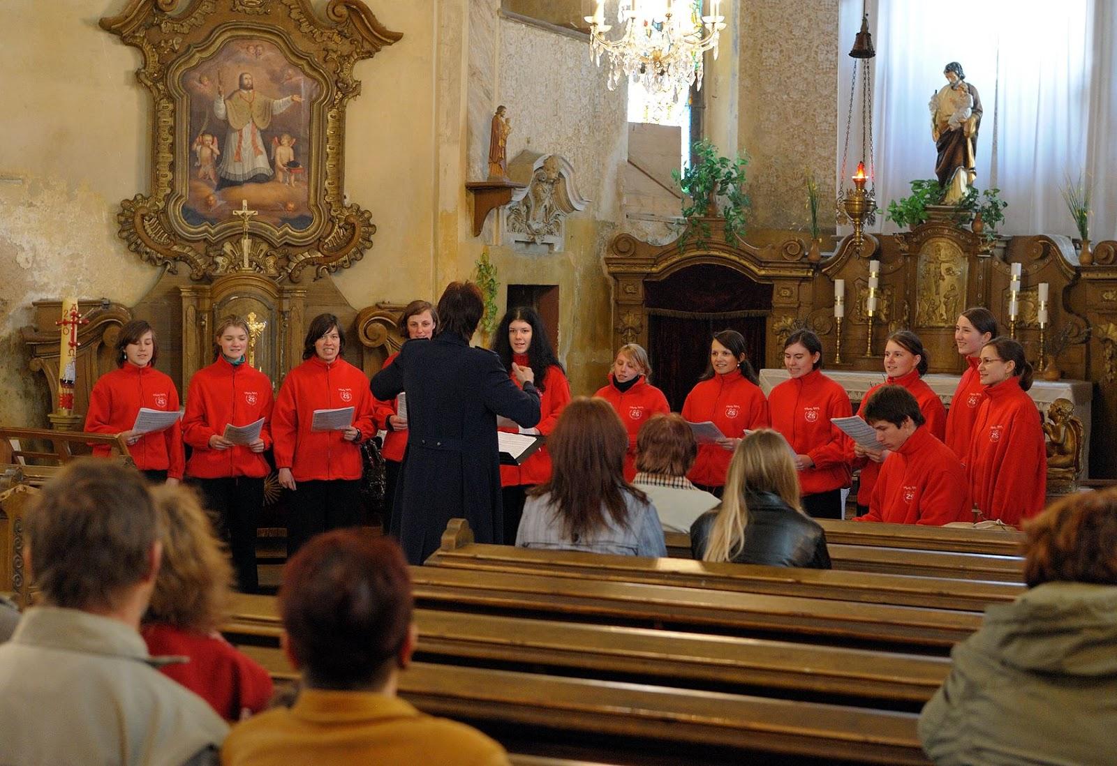 Velikonoce na Krásné 5. 4. 2009 - koncert