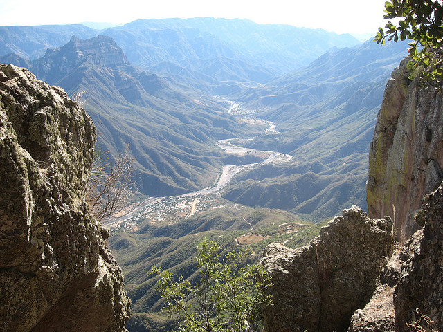 The Copper Canyon, Chihuahua