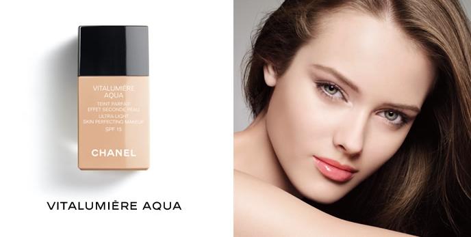 chanel vitalumiere aqua. so i\u0027ve recently splurged on my first ever chanel product, the vita lumiere aqua foundation. friend, who is a beauty adviser, introduced me to vitalumiere i