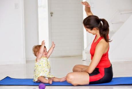 Olahraga Yang Baik untuk Seorang Ibu Menyusui