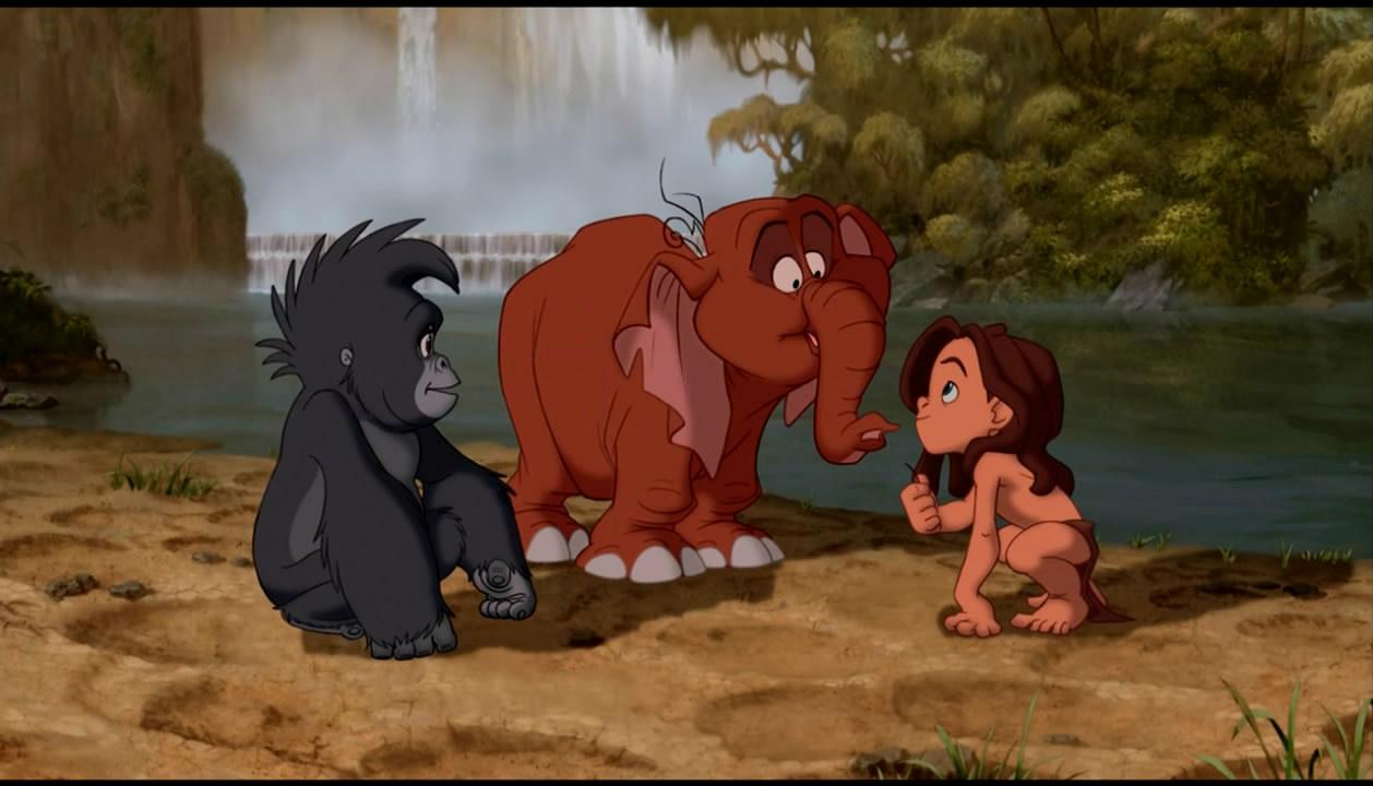 OVERRATED: Tarzan (1999) Тарзан 1999
