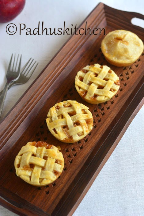 mini apple pie apple recipes mini apple pie recipe laura mini apple ...