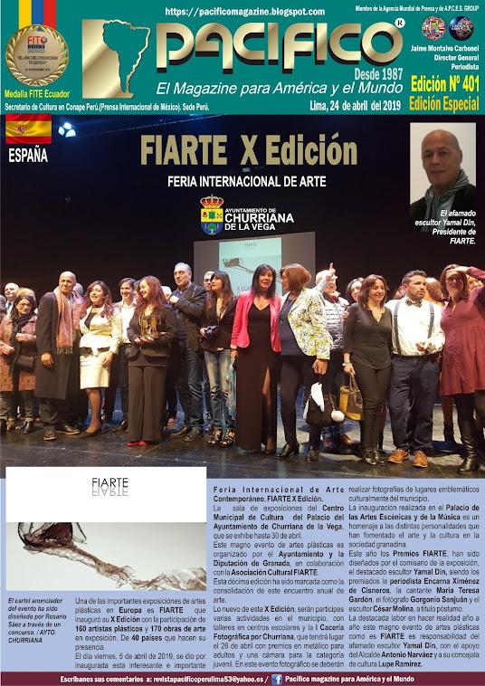 Revista Pacifico N° 401 Edición Especial