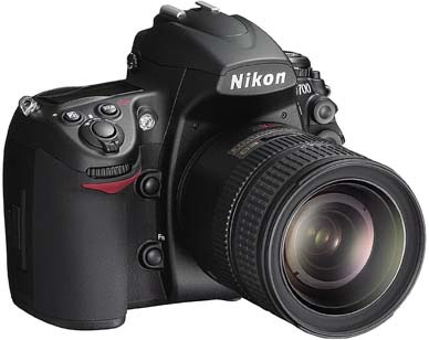 Nikon D700 12.1MP Digital SLR Camera