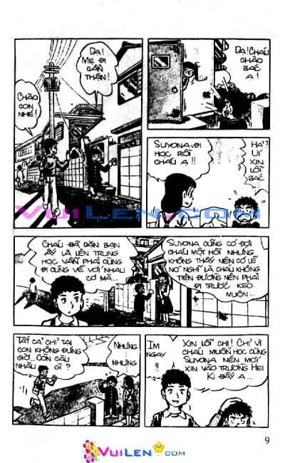 Jindodinho - Đường Dẫn Đến Khung Thành III  Tập 1 page 9 Congtruyen24h