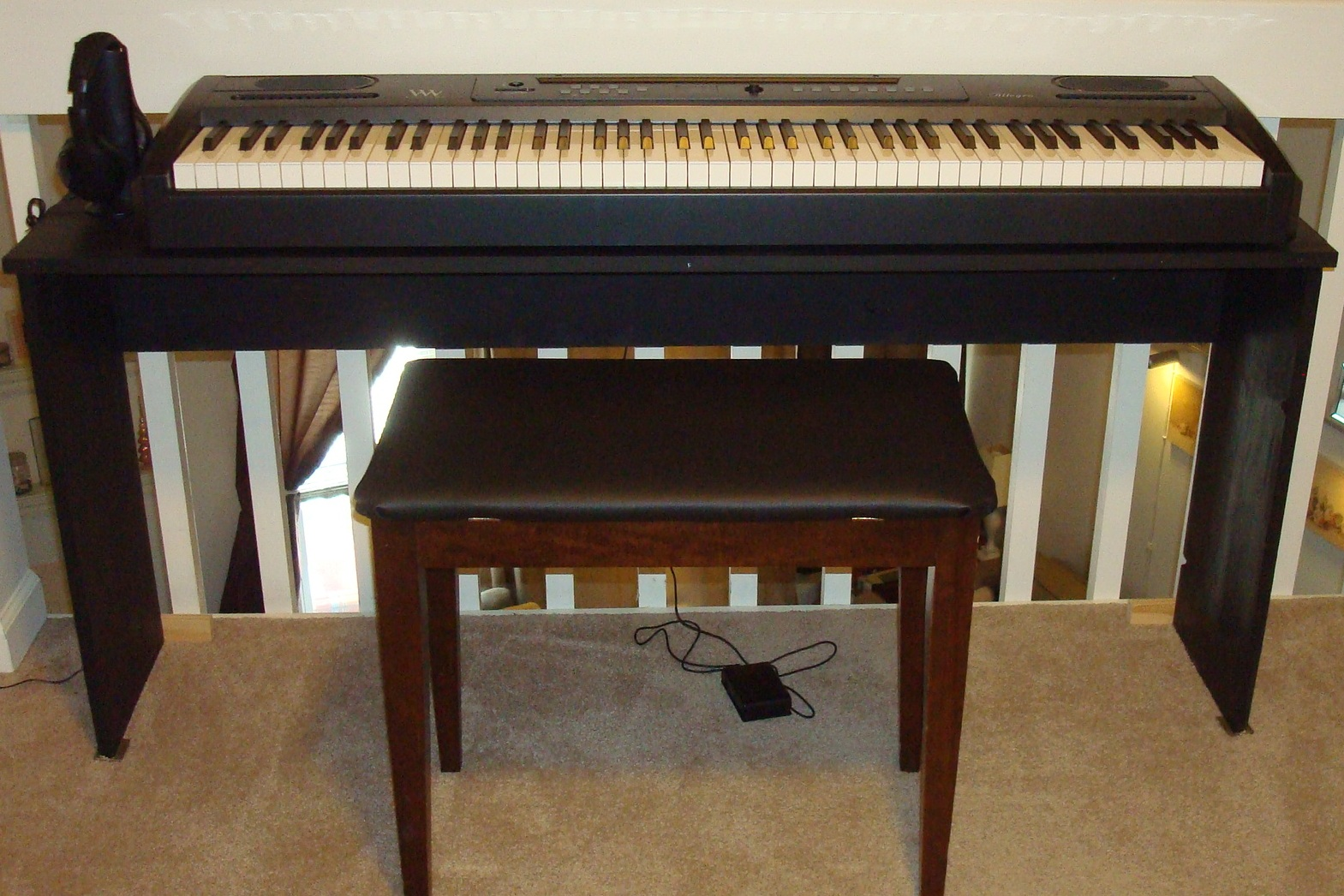 Superior Digital Piano Table Tutorial