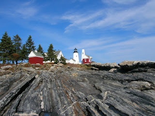 Pemaquid Pt Lighthouse