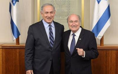 Netanyahu: La suspensión de Israel destruirá a la FIFA