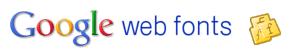 custom font dengan google web font