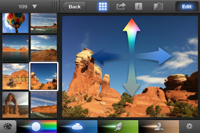 iPhone/iPad application iPhoto Review