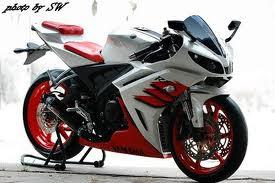Gambar Modifikasi Motor Yamaha Bison