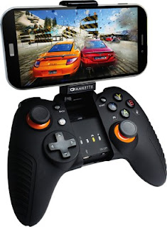 Amkette Evo Gamepad Pro game controller launched for Android phones & tablets