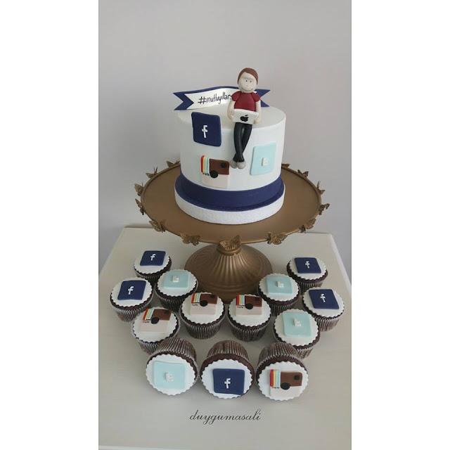edirne sosyal medya cupcake