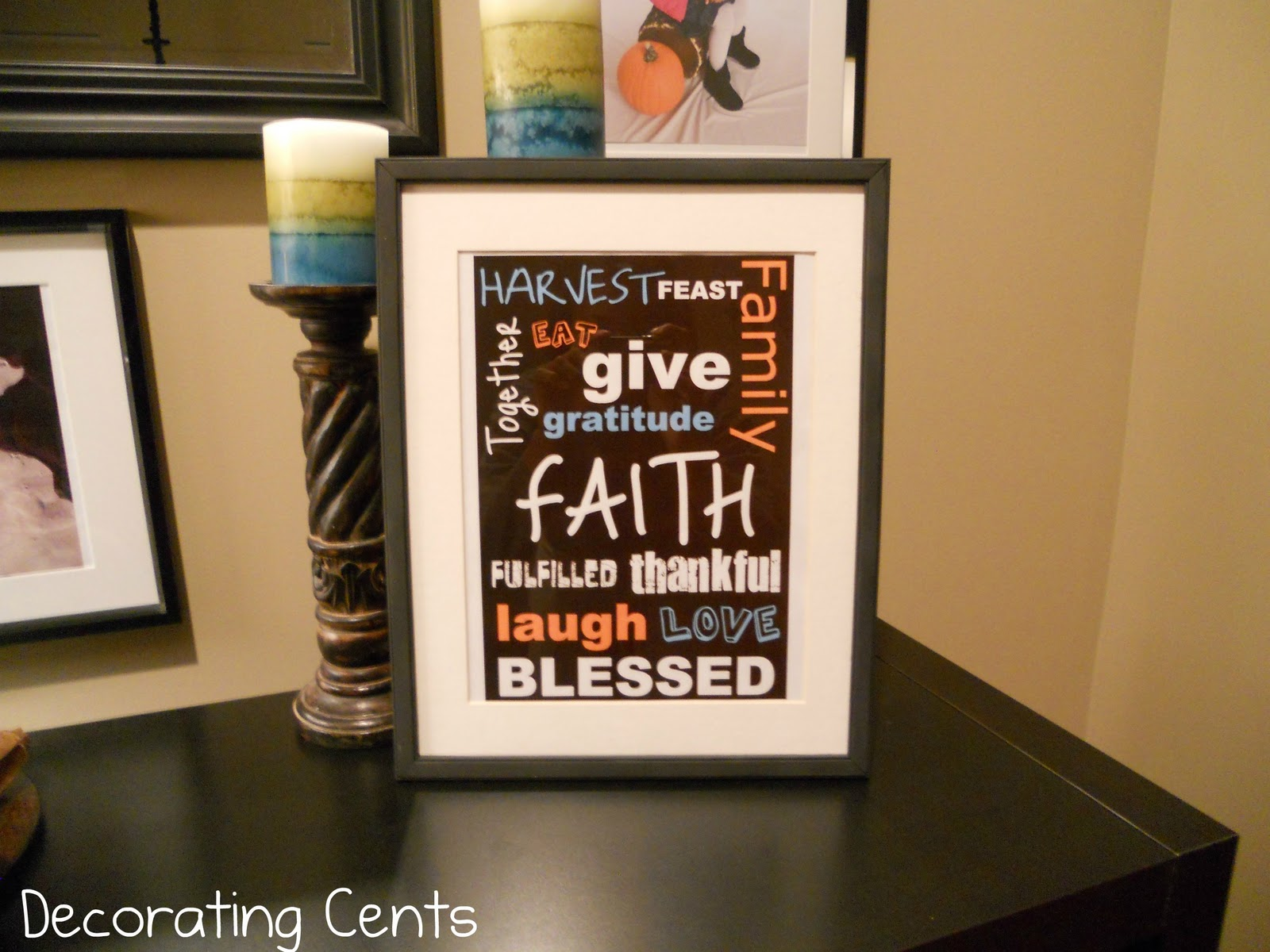 Decorating Cents: November 2011