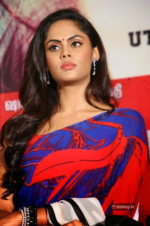 actress-karthika-nair-at-Purampokku-enkira-pothuvudamai-movie-press-meet