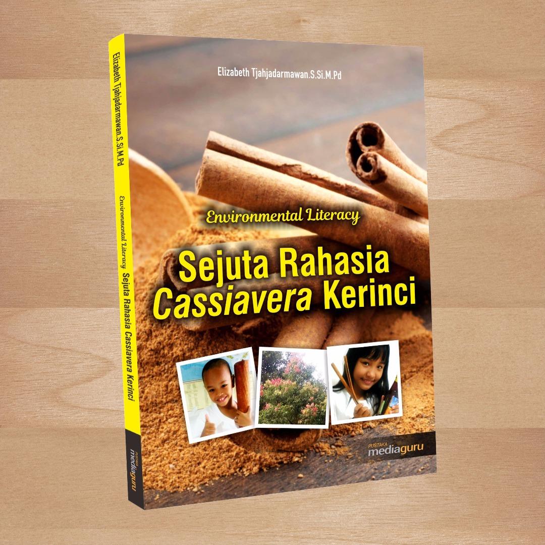 NEW RELEASED:  SEJUTA RAHASIA CASSIAVERA KERINCI