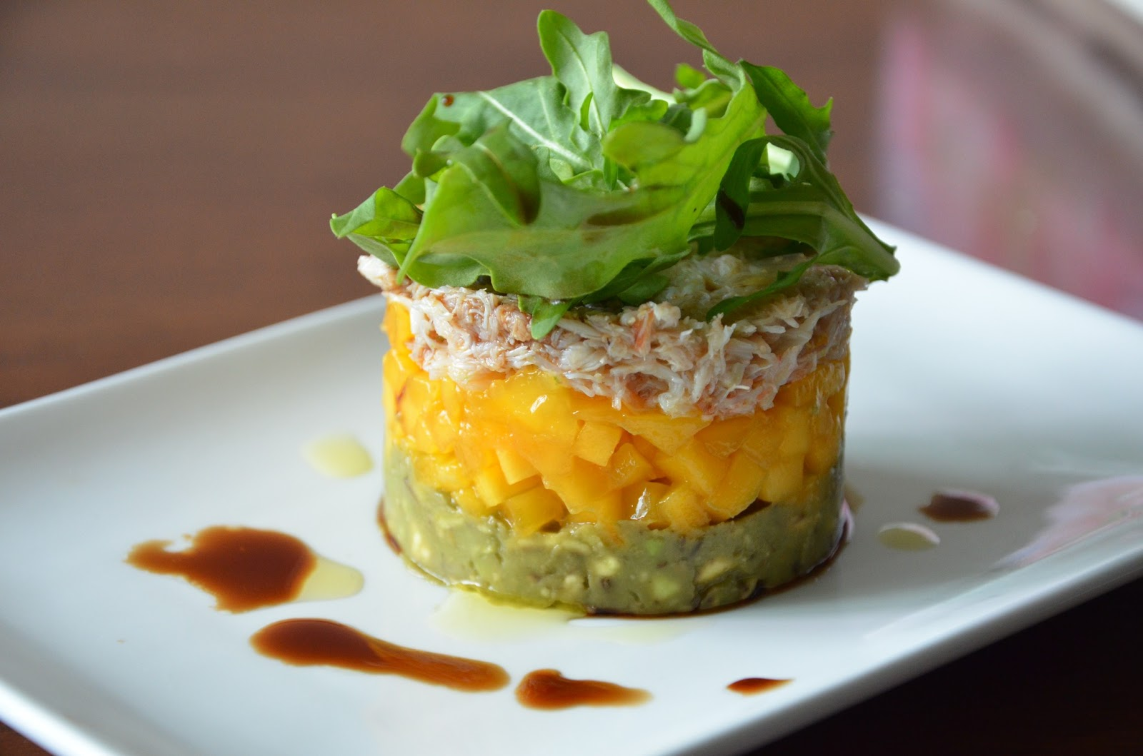 Avocado And Crab Salad Recipe — Dishmaps