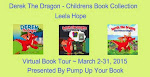Book Tour: Tues 3/31/15