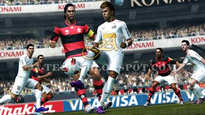 Pro Evolution Soccer 2013 PC Version