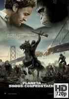 El Planeta de los Simios: Confrontación (2014) BRrip 720p Latino-Ingles