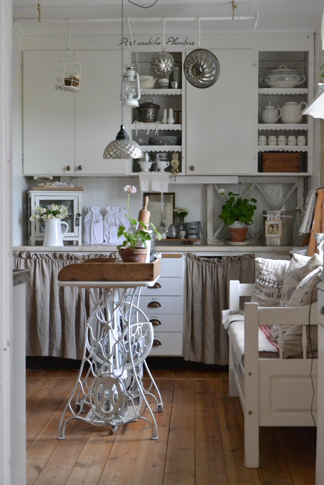 Mysiga Kok : Vita hemmet Lyckebo Mitt somriga kok!