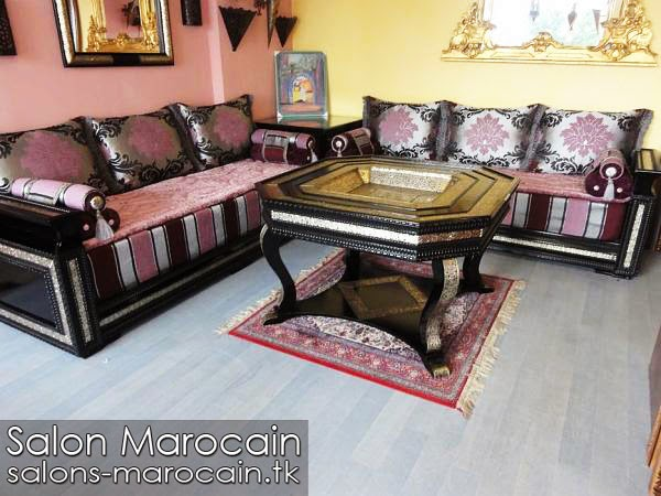 boutique salon marocain 2016 2015 deco salon marocain. Black Bedroom Furniture Sets. Home Design Ideas