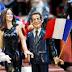 كارلا بروني تضع طفلتها الأولى من ساركوزي