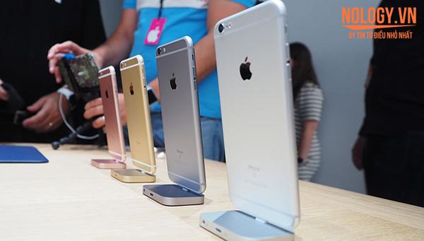 Một số iPhone 6s/6s Plus dính lỗi sập nguồn đột ngột
