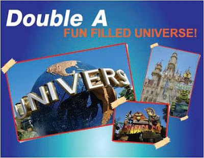 Double A 'Fun FIlled Universe' Contest