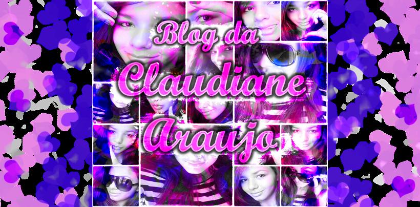 Blog da Claudiane Araújo