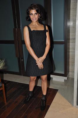 Jacqueline Fernandez Photos in Black Skirt