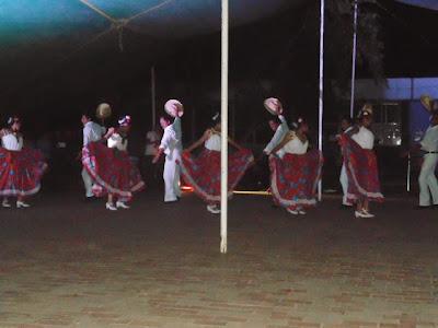 Acto cultural en el II CNJAA acargo de la Seccion XXII