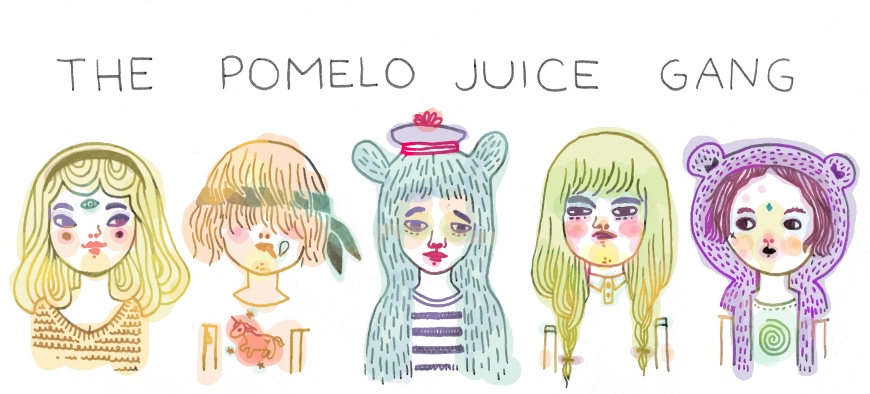 The Pomelo Juice Gang